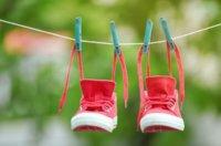 Turnschuhe waschen und wie Sie dabei vorgehen können