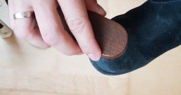 Wie oft Schuhe putzen