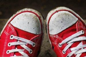 Chucks waschen: Verschiedene Tipps und Tricks zum Reinigen