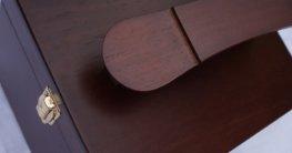 Holz schuhputzkasten Verona
