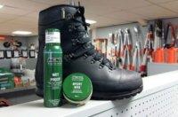 Bergschuhe pflegen: Wer hoch hinaus will, braucht gute Schuhe