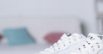 Weiße Sneaker sauber bekommen
