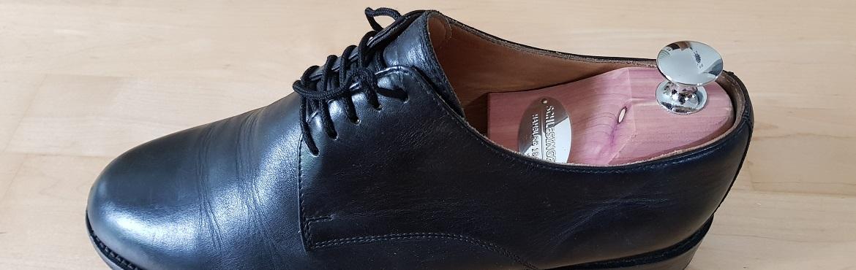 Schuhspanner wie lange im Schuh lassen