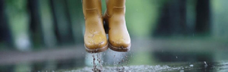 Schuhe trocken bekommen
