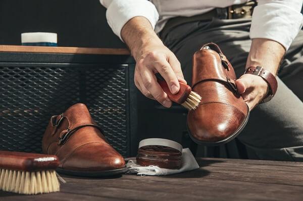 Welche Schuhcreme für Lederschuhe