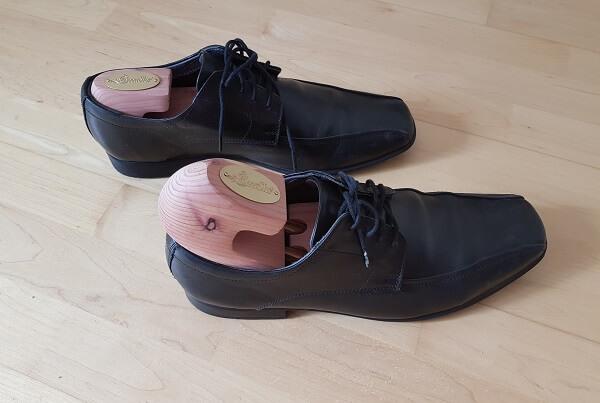 Schuhe Lebensdauer Schuhspanner