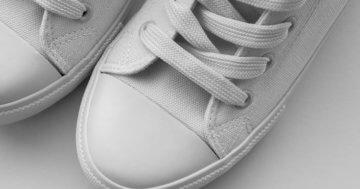 Schuhputzmittel weiße Schuhe