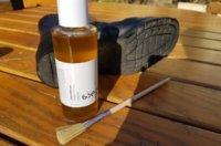 Siegol Ledersohlenöl im Test: Die Stiefel auch unten pflegen