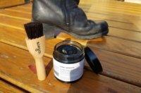 Siegol Schuhpomade im Test: Die Stiefel eincremen