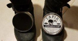Tapir Schuhcreme Test