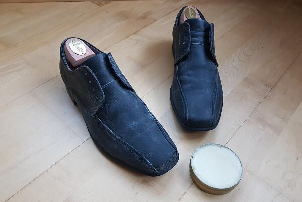 Schuh Wachs