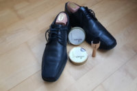 Siegol Palmenwachsschuhcreme im Test: Eleganz für Lederschuhe