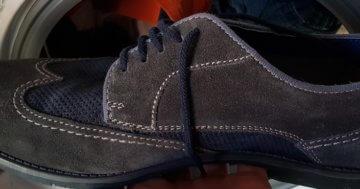 Bei wieviel Grad kann man Schuhe waschen