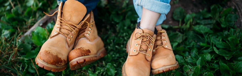 Timberland Schuhe pflegen