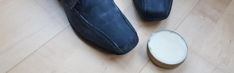 Schuhwachs